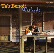 Tab Benoit: Wetlands, CD