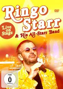 Ringo Starr: Live On Stage, DVD