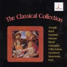 The Classical Collection, CD