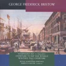 George Frederick Bristow (1825-1898): Symphonie Nr.2, CD