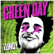 Green Day: ¡Uno!, CD