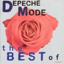 Depeche Mode: The Best Of Depeche Mode Vol. 1 (CD + DVD), CD