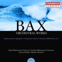 Arnold Bax (1883-1953): Spring Fire Symphony, CD