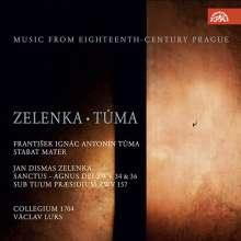Frantisek Tuma (1704-1774): Stabat Mater, CD