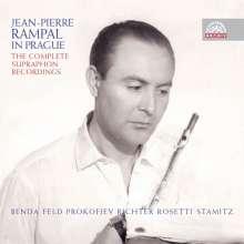 Jean-Pierre Rampal - The Complete Supraphon Records, 2 CDs
