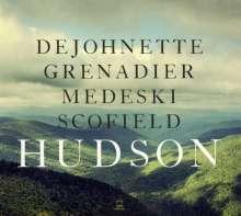 Jack DeJohnette, Larry Grenadier, John Medeski & John Scofield: Hudson, CD