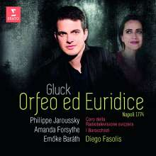 Christoph Willibald Gluck: Orfeo ed Euridice (Neapel-Fassung 1774)