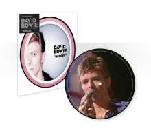 """David Bowie: Heroes (Limited-Edition) (Picture Disc), Single 7"""""""