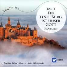 Johann Sebastian Bach (1685-1750): Kantaten BWV 80 & 140, CD