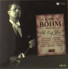 Karl Böhm - The Early Years 1935-1949, 19 CDs