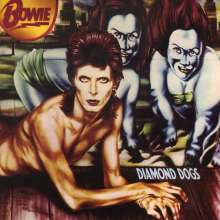 David Bowie: Diamond Dogs (2016 Remastered Version), CD