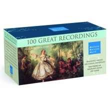 Deutsche Harmonia Mundi-Edition - 100 Great Recordings, 100 CDs