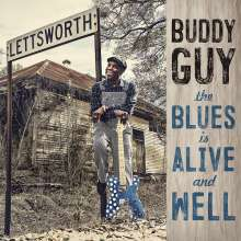 Buddy Guy: The Blues Is Alive & Well (Black Vinyl)