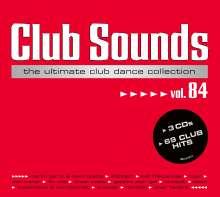 Club Sounds Vol. 84, 3 CDs