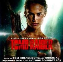 Junkie XL: Filmmusik: Tomb Raider (Original Motion Picture Soundtrack), CD