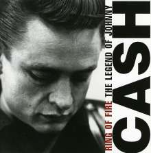 Johnny Cash: Ring Of Fire: The Legend Of Johnny Cash, CD