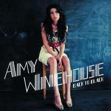 Amy Winehouse: Back To Black, CD