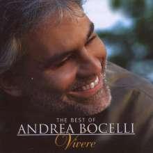 Andrea Bocelli: Vivere: The Best Of Andrea Bocelli, CD
