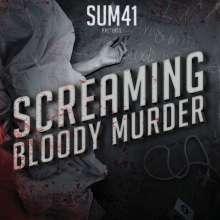 Sum 41: Screaming Bloody Murder, CD