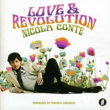 Nicola Conte: Love & Revolution, CD