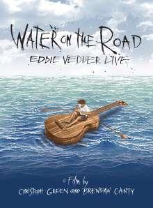 Eddie Vedder: Water On The Road (Live), DVD