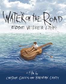 Eddie Vedder: Water On The Road (Live), Blu-ray Disc