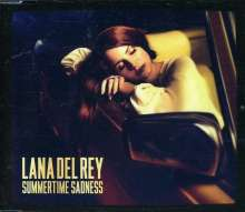 Lana Del Rey: Summertime Sadness (2-Track), Maxi-CD