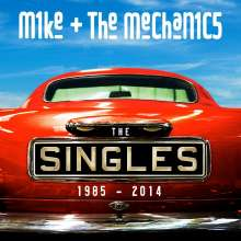 Mike & The Mechanics: The Singles 1985 - 2014 (Deluxe-Edition), 2 CDs