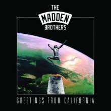 The Madden Brothers: Greetings From California, CD