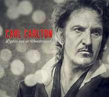 Carl Carlton: Lights Out In Wonderland, CD