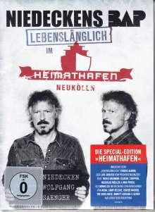 Niedeckens BAP: Lebenslänglich im Heimathafen (Special-Edition), 3 CDs