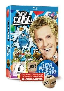 Sascha Grammel: Ich find's lustig (Blu-ray), Blu-ray Disc