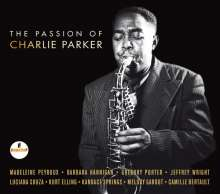 The Passion Of Charlie Parker, CD