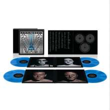 Rammstein: Rammstein: Paris (180 g) (Box-Set) (Blue Vinyl)