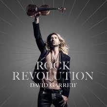 David Garrett: Rock Revolution, CD