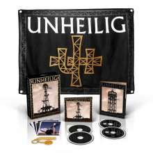 Unheilig: Best Of Vol. 2: Rares Gold (Limited-Deluxe-Fanbox), 2 CDs