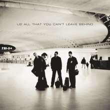 U2: All That You Can't Leave Behind (remastered 2017), LP