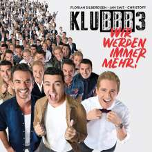 Klubbb3: Wir werden immer mehr!, CD