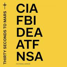 Thirty Seconds To Mars: America, CD