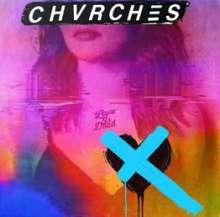 Chvrches: Love Is Dead (180g) (Blue Vinyl), LP