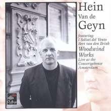 Hein Van De Geyn: Woodwind Works, SACD
