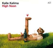 Kalle Kalima (geb. 1973): High Noon, CD