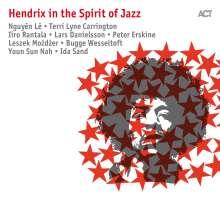 Hendrix In The Spirit Of Jazz, CD