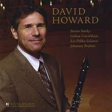 David Howard,Klarinette, CD