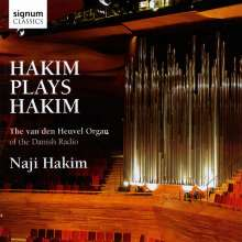 Naji Hakim - Hakim Plays Hakim, CD
