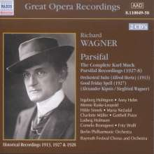 Richard Wagner (1813-1883): Parsifal, 2 CDs