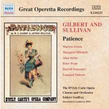 Arthur Sullivan (1842-1900): Patience, CD