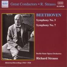 Richard Strauss dirigiert Beethoven, CD