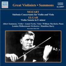 Albert Sammons, Violine, CD
