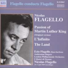 Nicolas Flagello (1928-1994): Passion of Martin Luther King (1968), CD